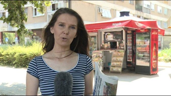 Gordana Bjeletić: Ako ne možete da nađete Danas na trafici, pretplatite se 1