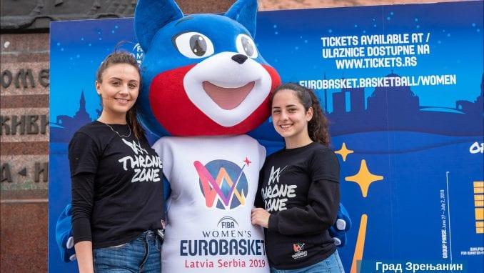 Zrenjanin spreman za EP u košarci za žene 1