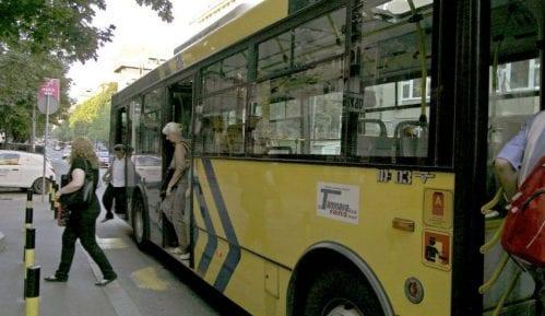 GSP: Sve linije gradskog prevoza ponovo na redovnim trasama 14