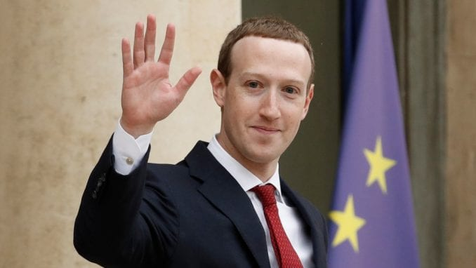 Deoničari Fejsbuka traže smenu Marka Zakerberga 4