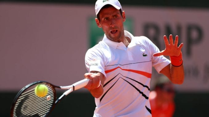 Đoković i dalje prvi na ATP listi, Jorović zadržala 101. mesto na WTA listi 4