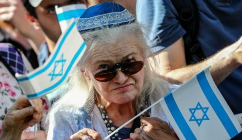 Više političkih ličnosti na skupu protiv antisemitizma u Berlinu 12