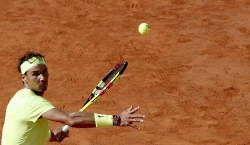 Nadal upisao 1.000 pobedu u karijeri za osminu finala u Parizu 13