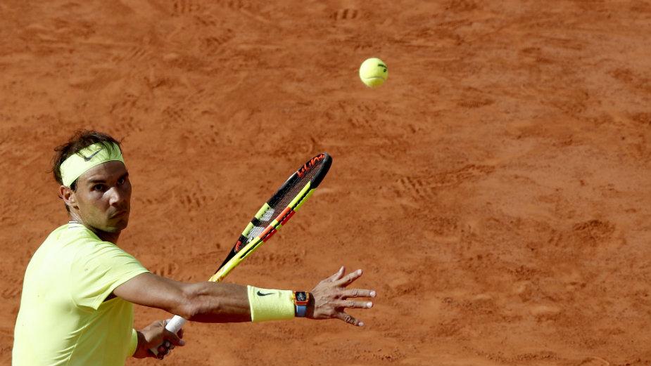 Nadal u četvrtfinalu Rolan Garosa 1