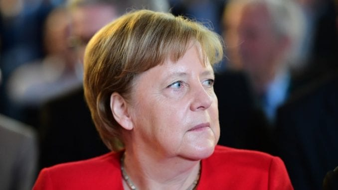 Merkel: Pregovori o Bregzitu kao kvadratura kruga 1