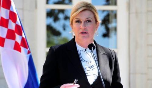 Grabar-Kitarović pozvala Srbiju da učini iskorak u otkrivanju istine o nestalima 9