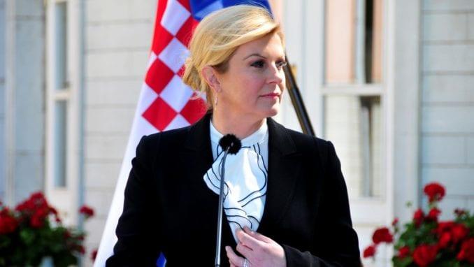 Inicijativa mladih osudila Grabar-Kitarović zbog podrške Praljku 1