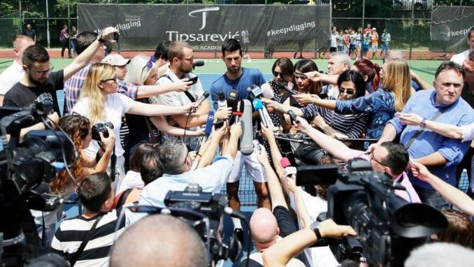 Đoković prvi nosilac na Vimbldonu, Federer ispred Nadala 4