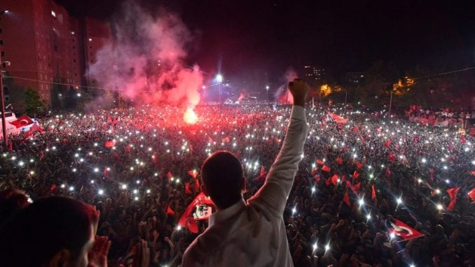 Orhan Pamuk: Građani Turske ne žele Erdoganovu strahovladu 4