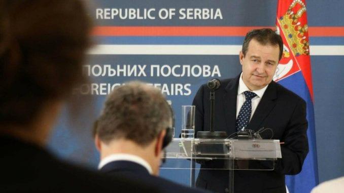 Srpski ambasador u Sofiji pozvan na razgovor zbog Dačića 1