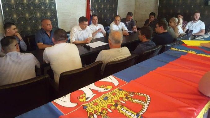Jeremić na Kosovu o budućim aktivnostima Narodne stranke 1