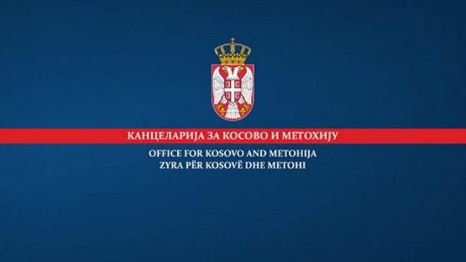 Kancelarija za KiM: Priština nesposobna za civilizovanu komunikaciju 1