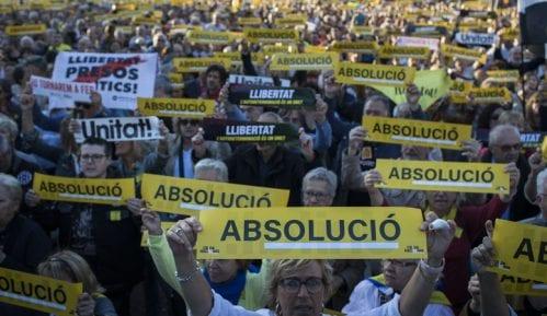 Istorijsko suđenje katalonskim separatistima počelo u Španiji 1