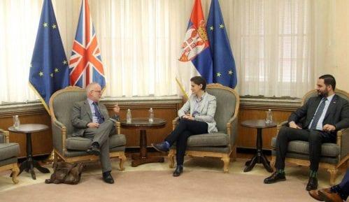 Kif u razgovoru sa Brnabić: Srbija učinila veliki napredak u reformisanju države 5