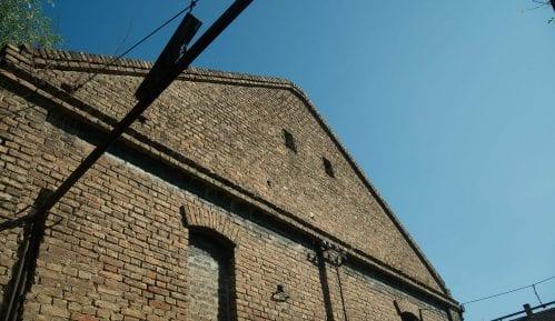 Javni čas istorije na lokaciju logora Topovske šupe 15. juna 1