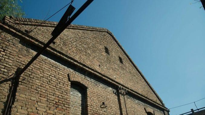 Javni čas istorije na lokaciju logora Topovske šupe 15. juna 4