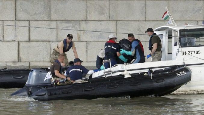 Kapetan broda koji se sudario u Mađarskoj već imao nesreću ove godine 3