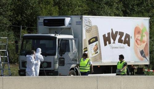 Mađarska: Doživotni zatvor za četiri osobe zbog smrti 71 migranta u hladnjači 2