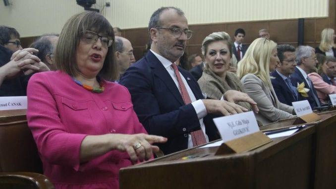 Gojković: U izveštaju EU primećene i pozitivne stvari i napredak 1