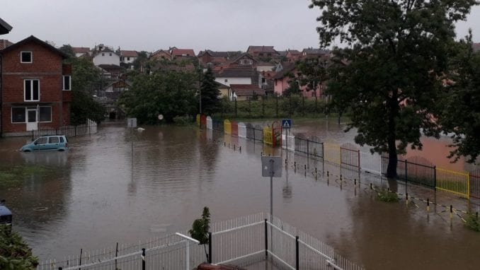 Sektor za vanredne situacije: Evakuacija u poplavljenim područjima završena 1
