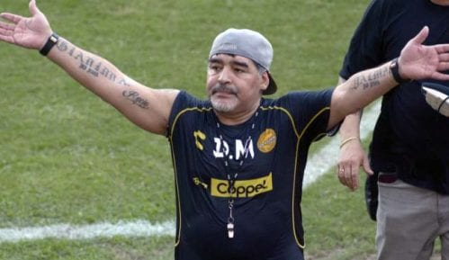 Maradona: Mogu da budem trener Mančester junajteda 13