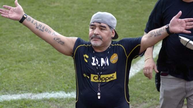Maradona nije više trener Doradosa 2