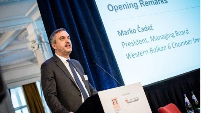 Čadež uputio poziv za podršku privredi regiona 4