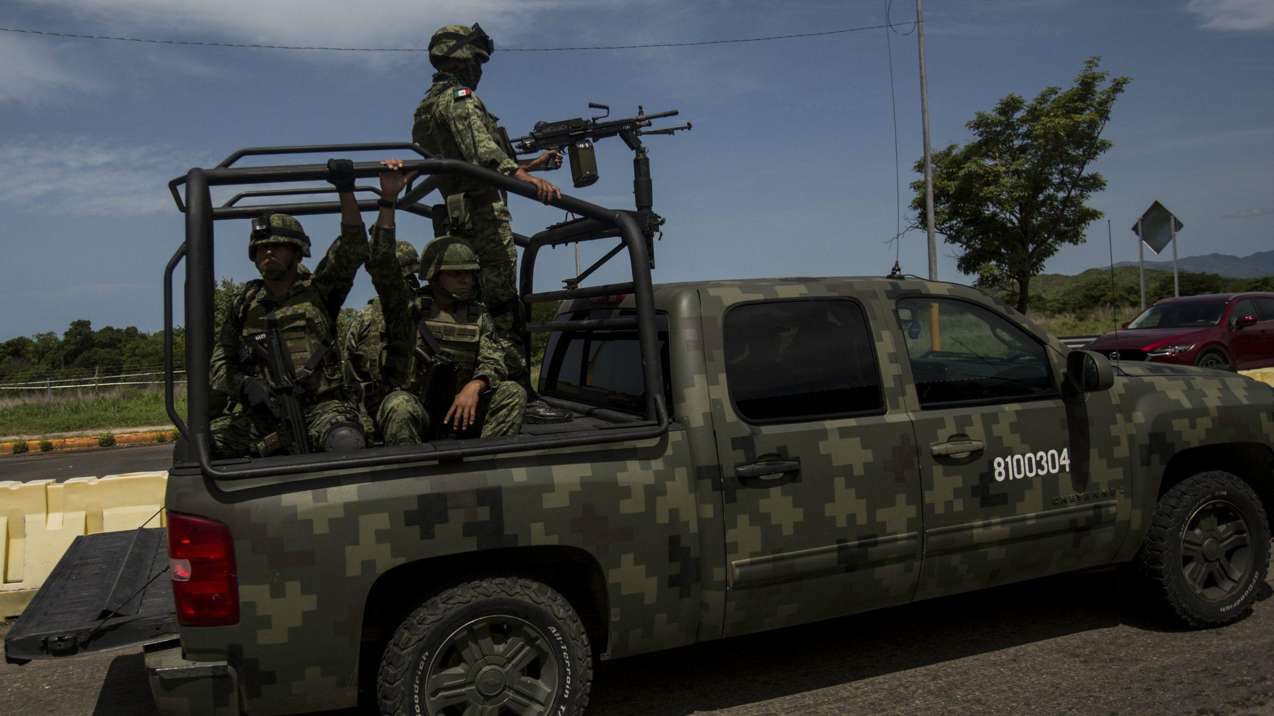 Meksiko uputio 15.000 policajaca i vojnika na granicu sa SAD zbog migranata 1