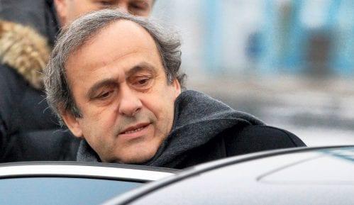 Uhapšen Mišel Platini 1