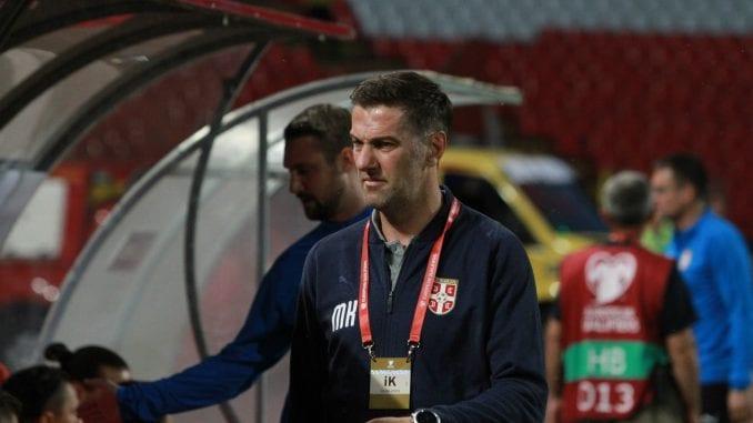 Krstajić ne razmišlja o odlasku: Jesmo se izblamirali, ali se napravila velika fama 1