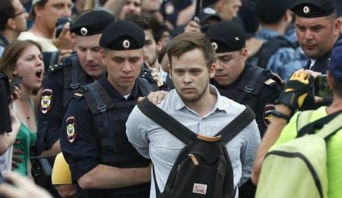 protesti, Moskva