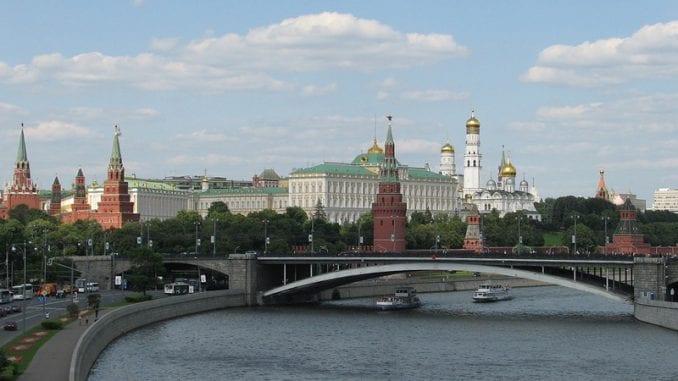Moskva: Zatvoreni svi restorani, parkovi i prodavnice na sedam dana 1