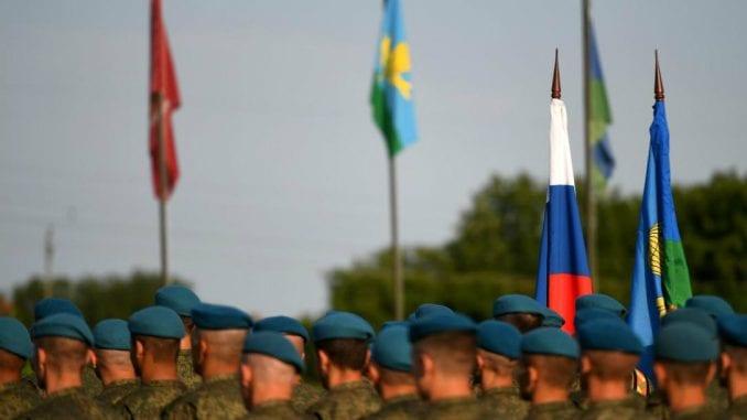 Počela vojna vežba Srbije, Rusije i Belorusije Slovensko bratstvo 2019 3