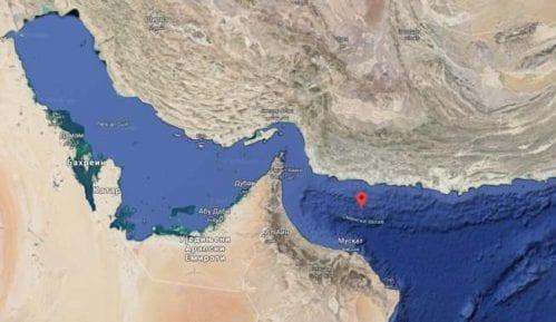 DW: Ko su akteri eskalacije oko tankera u Omanskom zalivu? 1