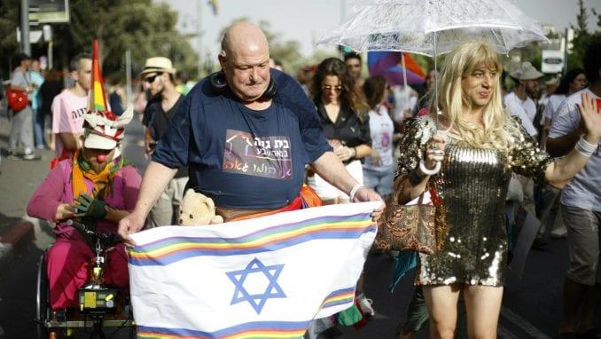 Na Paradi ponosa u Jerusalimu oko deset hiljada ljudi 1