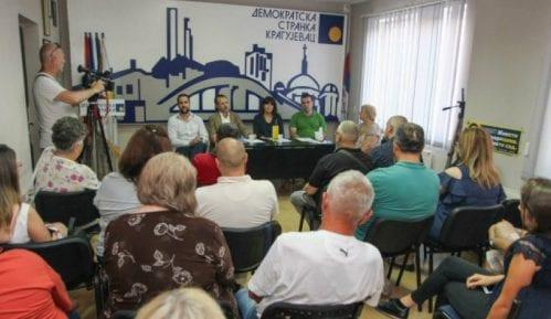 Paunović: Diktator se pobeđuje pozitivnom kampanjom i ujedinjenjem 10