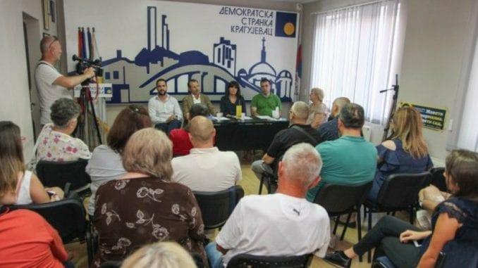 Paunović: Diktator se pobeđuje pozitivnom kampanjom i ujedinjenjem 1