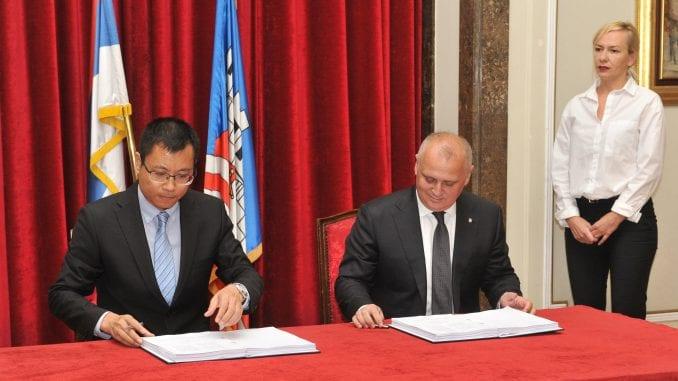 Ugovor o izgradnji podzemnih garaža u centru Beograda potpisan sa kineskom kompanijom 1