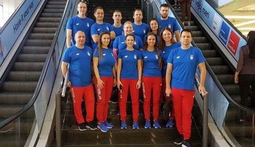 Srpski strelci na Evropskim igrama u Minsku 2