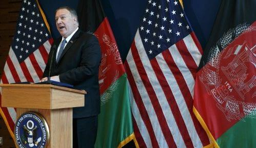 Pompeo se nada mirovnom sporazumu u Avganistanu do 1. septembra 9
