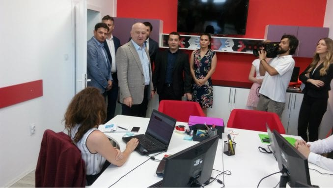 U Pirotu otvoren prvi Start up centar 1