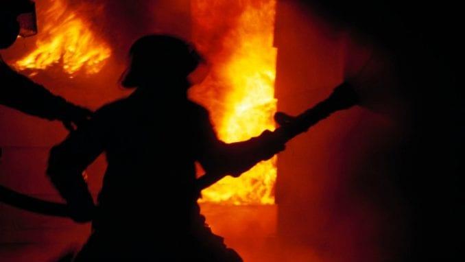 Borba protiv požara u Portugaliji 1
