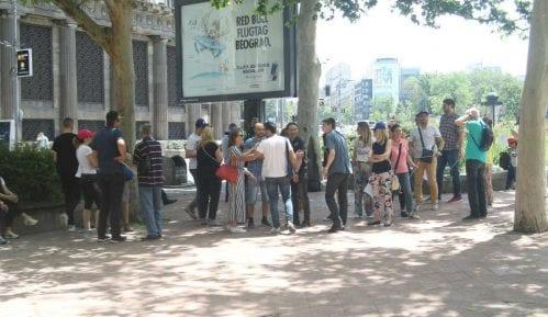 Protest Sindikata obrazovanja Srbije: Četiri godine čekanja na kolektivni ugovor 15