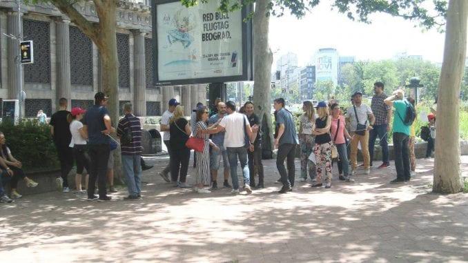 Protest Sindikata obrazovanja Srbije: Četiri godine čekanja na kolektivni ugovor 4