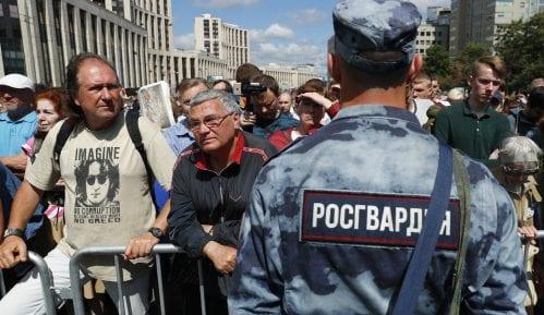 """Oko 1.600 Rusa na protestu protiv """"policijskog despotizma"""" 1"""