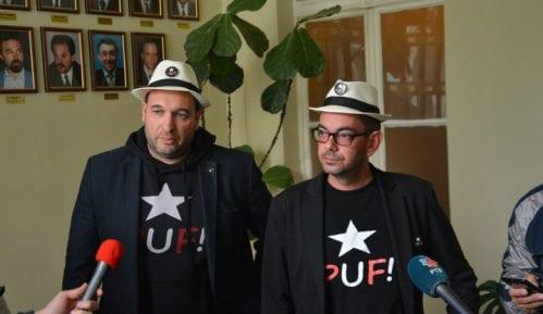 PUF: Nismo za bojkot već pobunu 14