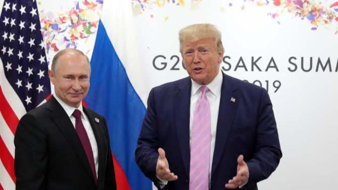 Tramp pohvalio odličnu saradnju sa Rusijom u borbi protiv terorizma 4