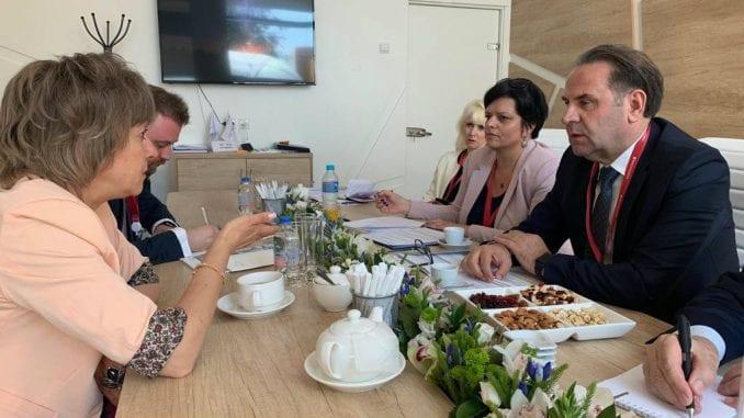 Potpisivanje Sporazuma o slobodnoj trgovini Srbije i Evroazijske unije 1. oktobra 1