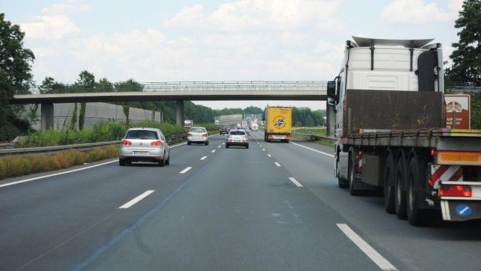 AMSS: Voziti sporije, prethodnih dana učestale nezgode 1