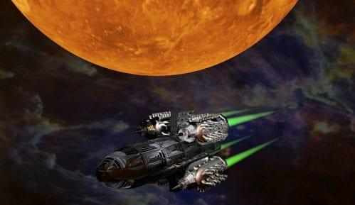 NASA-in svemirski laser koji meri dubinu vode 12